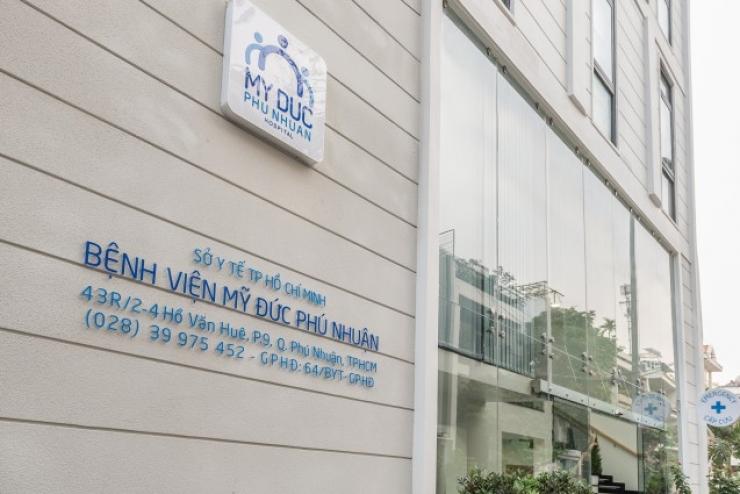 Bệnh viện Mỹ Đức Phú Nhuận chính thức đi vào hoạt động